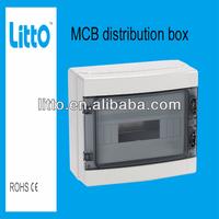 HA Plastic Waterproof MCB Distribution box