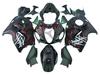 For SUZUKI GSX-R1300 99-07 HAYABUSA 00 01 02 03 #4 Red flame Bodywork ABS Fairing kit