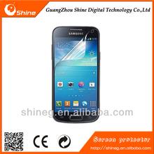High clear mirror screen protector Samsung Galaxy S4 MINI