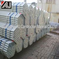 scaffold galvanize pipe 6 meter