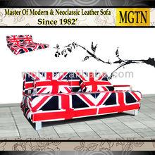 UK Living Room Modern Fabirc Sofa Cum Bed P42
