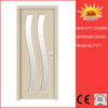 Sun City Modern Home Style PVC door panel SC-P171