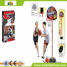 Simulation rubber basketball