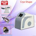 Cryo crioterapia de congelación al vacío lipo múltiples delgado cavitación rf máquina/ce