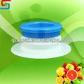 Plana, rígida com rosca do bico para a esterilização química( bib)