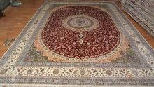 we do handmade silk Persian carpets,oriental silk carpets, arts & crafts carpets