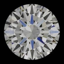 0.90ct Round Brilliant Diamond