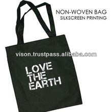Eco- friendly nonwoven bag