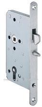 High security standard sliding door/window hook lock