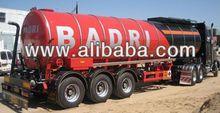 Petrol Tanker truck