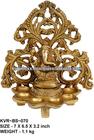Six - Wick Ganesha Lamp