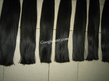 Provided Natural 100% Human Straight Double Drawn Hair natural color cheap price high quality virgin remy human hair