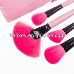 Wood pink 32Pcs Kit Brush Lot Makeup Brushes Professional Cosmetic Make Up Set