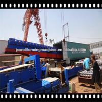 "JCX-5""-I1, 5 inch K shape gutter forming machine"