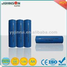 aa 1.5v rechargeable alkaline battery for exhaust fan