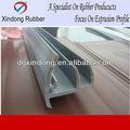 china fabricante profissional de borracha tira de vedação para portas de madeira