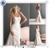 FQ0093 Sleeveless Mermaid Kebaya Modern Wedding Gown Bridal Gown