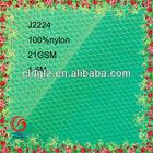 J2224 3d spacer mesh fabric 100% nylon mesh fabric