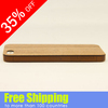 new products on market High quality Natural Real Bamboo Wood Case for iPhone 5