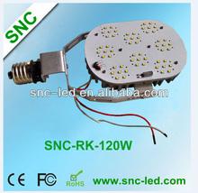 400W High Pressure Sodium Light LED Replacement E40 LED Retrofit Kits IP65 Lighting Fixture
