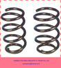 Car coil springs with ISO 9001 certificated