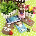 Blu de moda del teléfono celular de los casos, para samsung galaxy casos s4