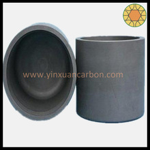 Various Graphite Crucibles for Metal Smelting