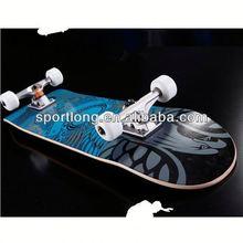 2012 plastic skateboard