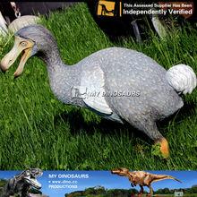 My Dino-Animal sculpture simulation animal painted