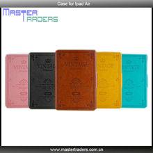 Original MOFI Smart Wake/Sleep Retro Folio Leather Case for Apple Ipad Air/ Ipad 5 MT-1616