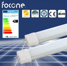 Energy Efficiency Class A+ Led Tube T8 Rotating End With ERP Approved