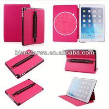 Original leather case for ipad air Ultra Slim PU Leather Stand Case Cover For Apple iPad Air