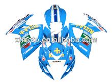 Moto Fairing BodyWork Kit Wholesale For SUZUKI GSX-R600 750 GSXR600 750 K8 2008-2010 #16