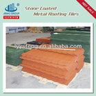 Soncap, BV, ISO certified german roof tile