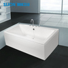 2014 fashion small wooden bathtub for best price