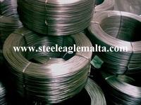 Low carbon wire for steel fibre production