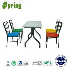 2014 modern restaurant table mats, dinner table designs CT-021D
