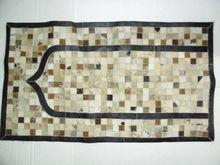 Hair on leather Janamaz Islamic Prayer Rugs