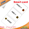 CR80 printable plastic PVC ISO7816 SLE4442 Smart IC card Contact IC Smart Card