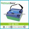 Optimum 12V 30AH Solar Energy Storage Battery Lithium Battery Pack Portable Solar System