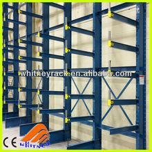 Warehouse rack metal cantilever shelf, arm rack, cantilever arm rack