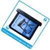 IPX8 standard PVC waterproof bag for ipad mini with sling
