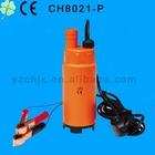 CE certification submersible 12Volt diesel pump with battery /electric pump12volt