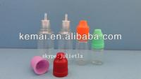 FDA PET e cigarette liquids e juice bottle+long/round tip e liquid/ecig wax bottle=whosale cheap price