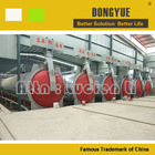 Sand fly ash high-tech aac production line(40 lines abroad in 6 countries,20 lines in India)