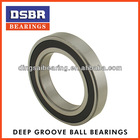 China supplier Deep Groove Ball Bearing 6301 zz for Motorcycle
