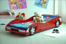 Michael Racing Car Bed