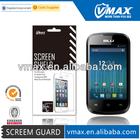 Cheap Price 100% No Bubble Mobile screen protector for Blu Dash oem/odm (Anti-Glare)