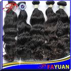 Fayuan wholesale 6a grade unprocessed 100% human virgin peruvian virgin hair