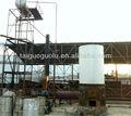 Madera papasfritas/despedido de la biomasa de aceite caliente de la caldera